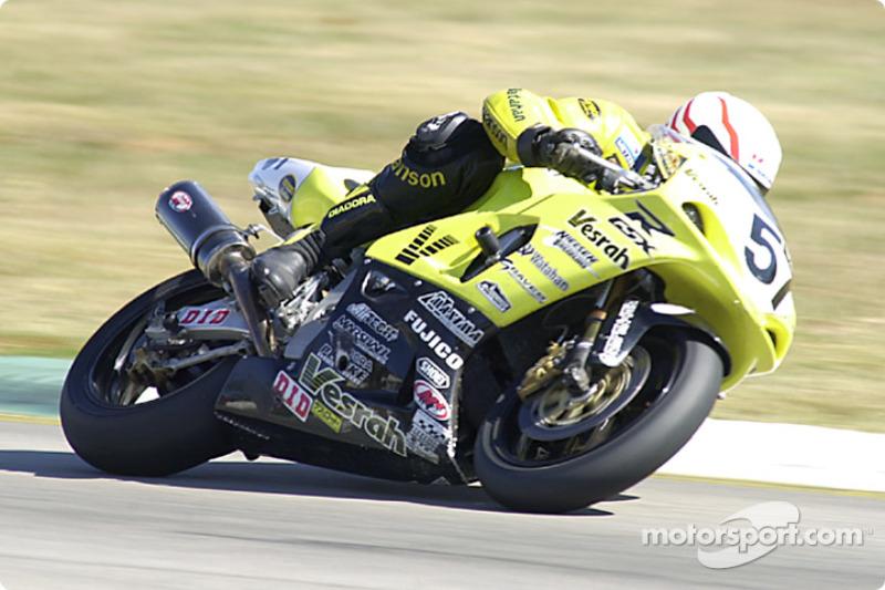 Mark Junge Suzuki 1000
