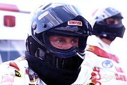 Steve Stordeur fume