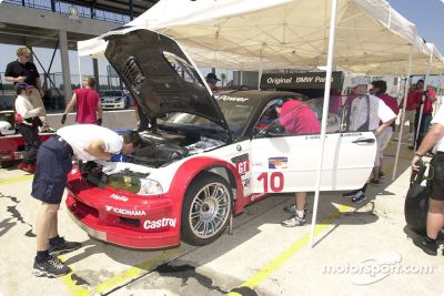 ALMS test sessions