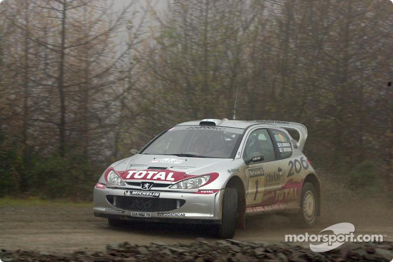 Rallye de Grande-Bretagne 2001