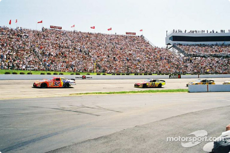 Ricky Craven and Andy Houston