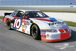 The new Valvoline paint scheme