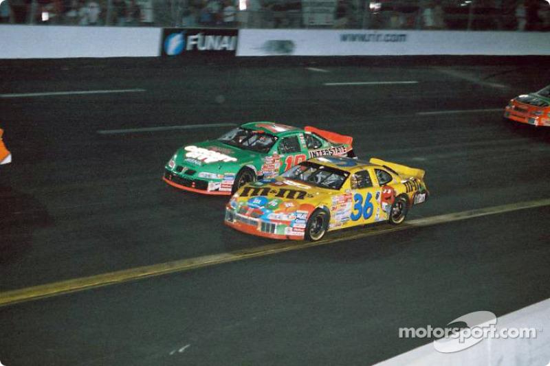 Ken Schrader y Bobby Labonte