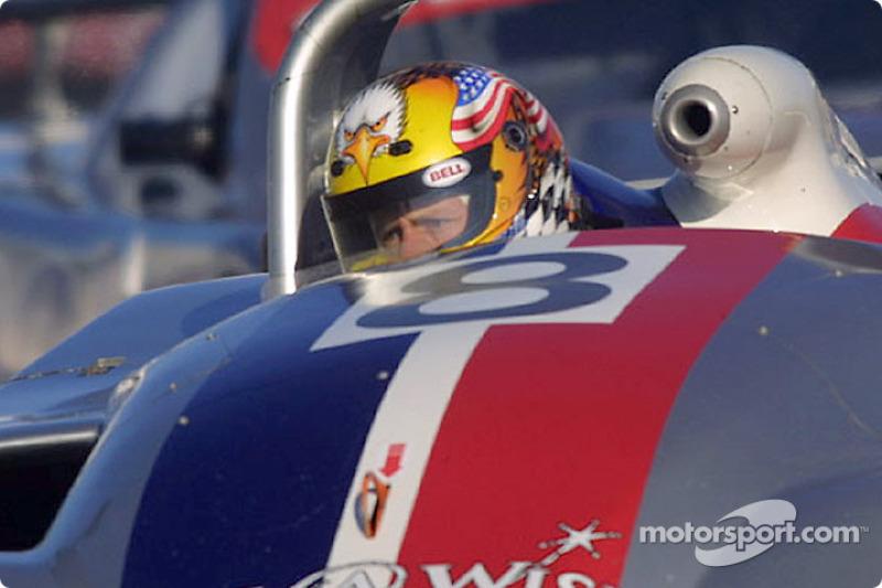 SRPII Rand Racing Nissan Lola, essais libres de Daytona