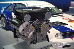 The ALMS BMW M3 GTR V8 engine
