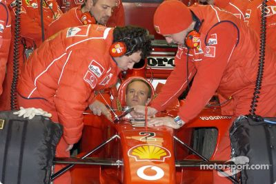 Valencia test, Ocak 2002
