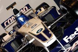 El nuevo WilliamsF1 BMW FW24 2002