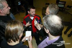 Entrevista con Paul Stoddart