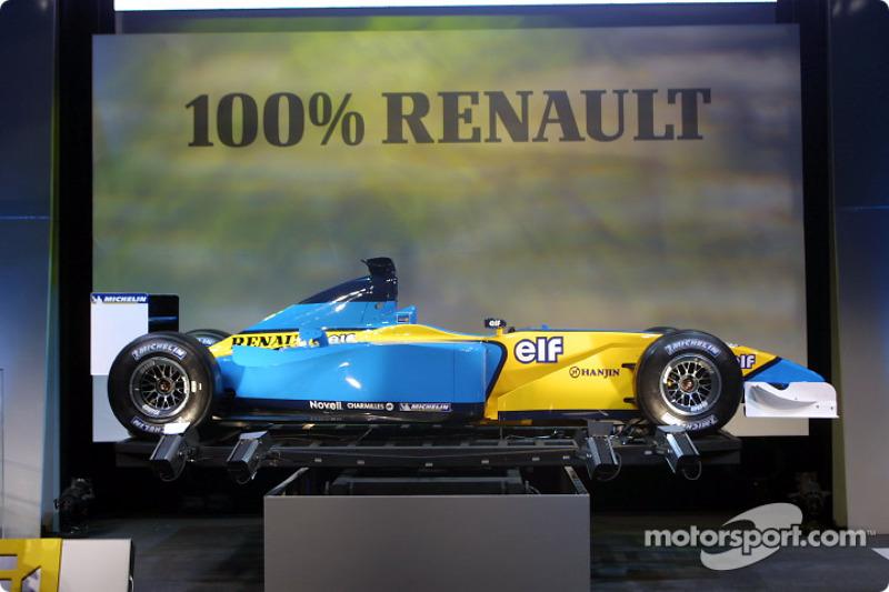 Diseño Renault 2002