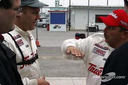 Andy Hillenburg and Danny Lasoski