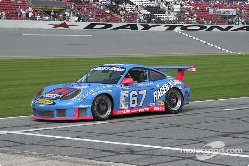 GT3 R sur la grille