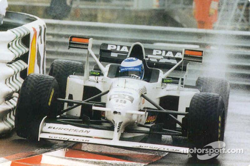 Мика Сало, Tyrrell