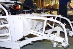 IROC car chassis
