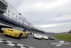The 2002 Collector Edition Trans Am will serve as the official pace car of the Daytona 500; the limited edition vehicle also celebrates the American muscle car icon as Firebird and Trans Am enter their last year of production in 2002