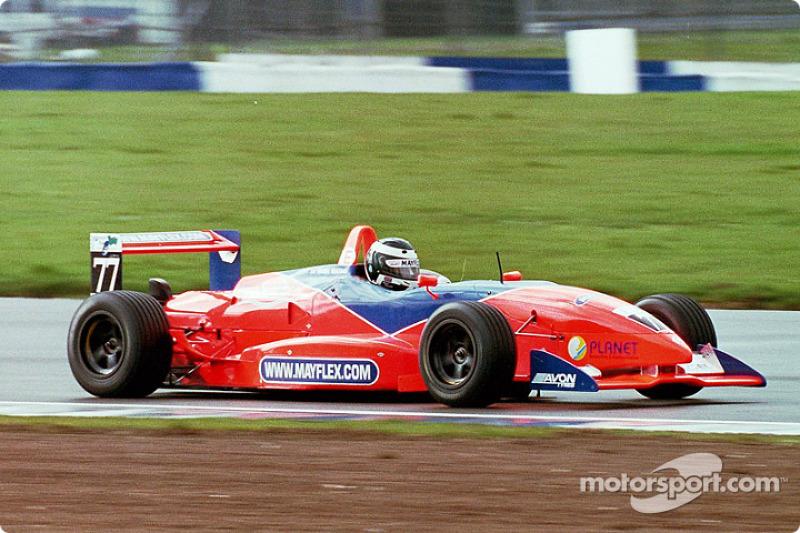 77. Mark Mayall, Diamond Racing Team SC