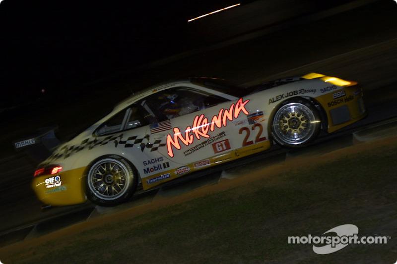 Porsche n°22 du Alex Job Racing