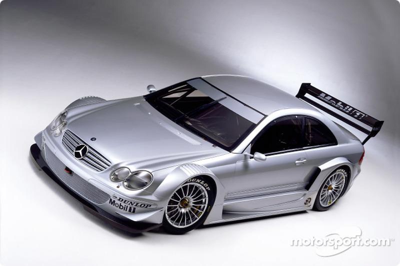 La nouvelle AMG Mercedes-Benz CLK-DTM 2002