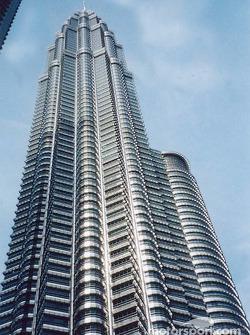 Kuala Lumpur: the Petronas Twin Towers