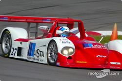 The #27 Doran Lista Judd Dallara