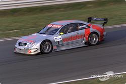 Бернд Шнайдер, Mercedes-Benz CLK-DTM 2002, Vodafone AMG-Mercedes