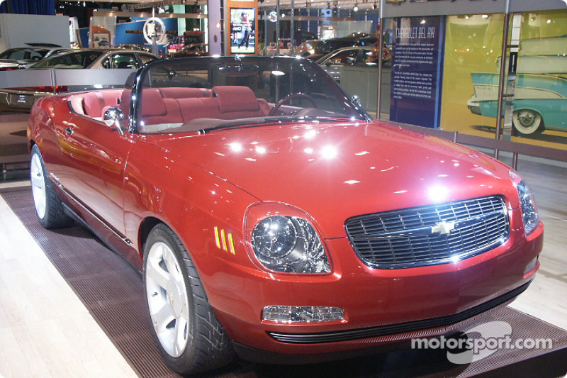 Chevrolet Belair concept