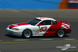 Ford Mustang Cobra R du Tradition/Zippo Motorsports