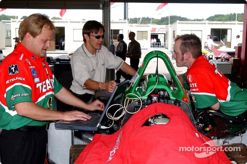 Fernandez Racing se prépare pour le week-end