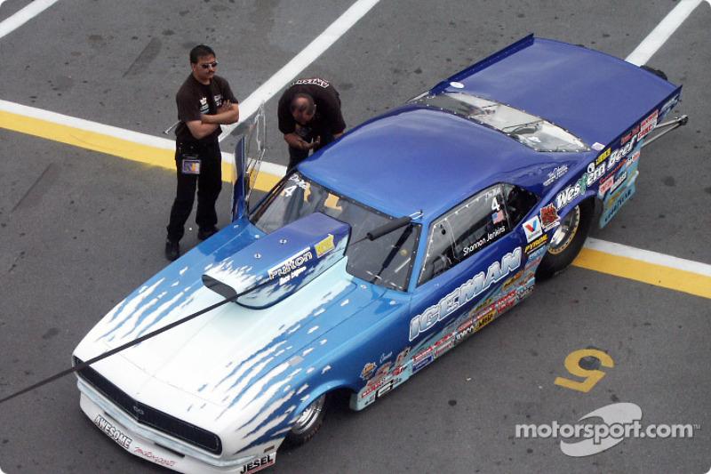 Iceman Pro Mod Camaro