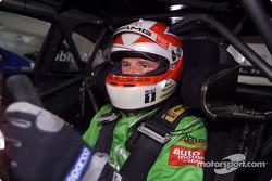 Bernd Mayländer, Manthey Racing, AMG-Mercedes CLK-DTM 2001