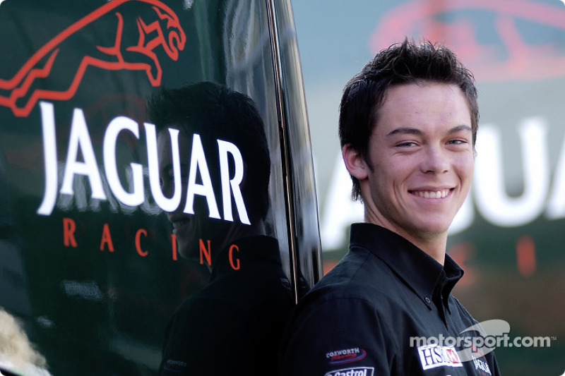 Piloto de pruebas de Jaguar, Andre Lotterer