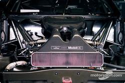 Moteur de la Mercedes-Benz CLK-DTM