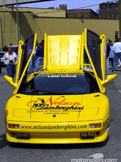 Lamborghini opened