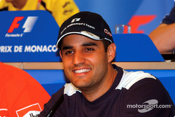 Wednesday press conference: Juan Pablo Montoya