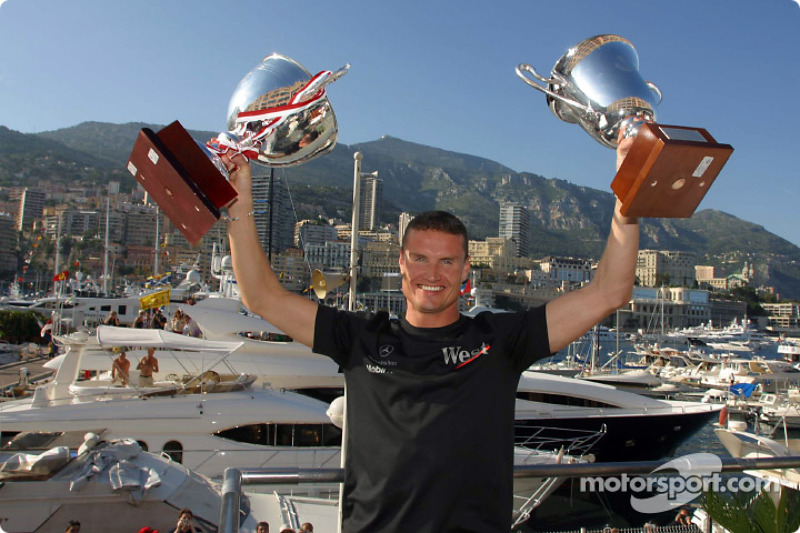 David Coulthard. 246 grandes premios.