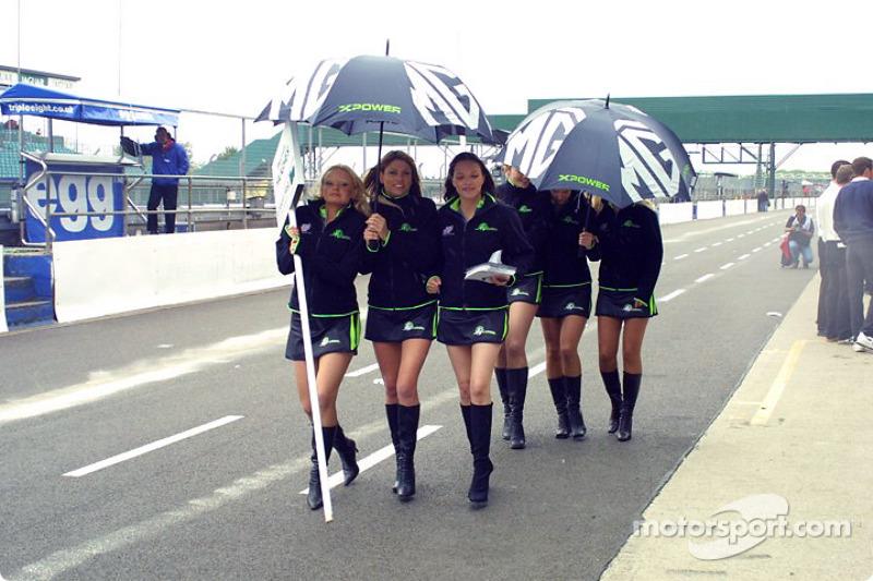 MG girls