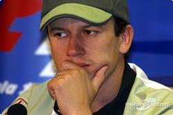 FIA Friday press conference: Olivier Panis
