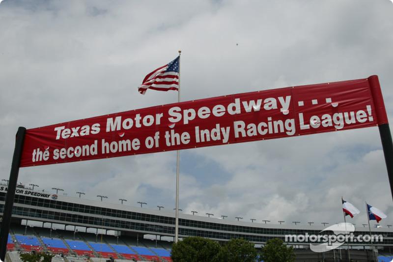 Bienvenue au Texas Motor Speedway