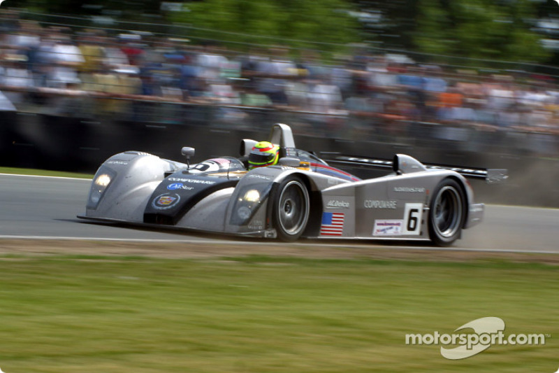 Team Cadillac Cadillac Northstar LMP-02 at 24 Hours of Le Mans
