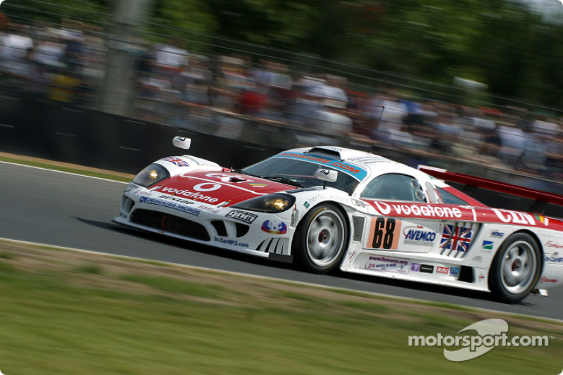 El Saleen-Ford S7R de Ray Mallock Ltd