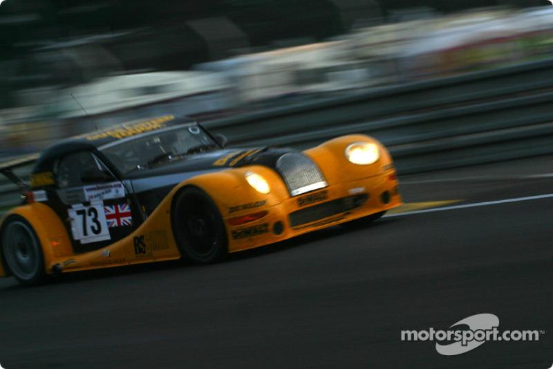 Racesport Salisbury Morgan Aero 8 GT