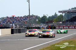 Last lap for the two Larbre Competition Chrysler Viper GTS-R