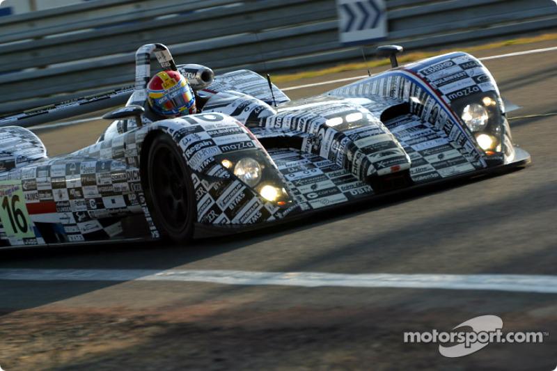 Dome-Judd S101 de Racing For Holland