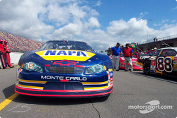 Front row: Michael Waltrip