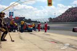 Pitstop for John Andretti