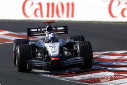 Девід Култхард, McLaren Mercedes