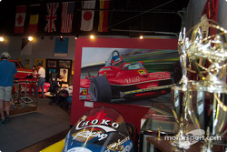 Visit to Gilles Villeneuve Museum: a general view