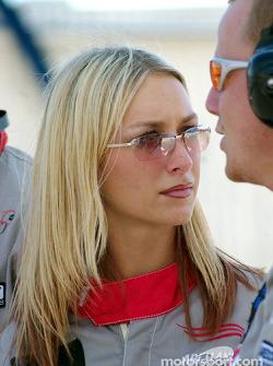 Archangel Motorsport crew member