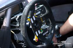 Konrad Motorsports Saleen S7R cockpit