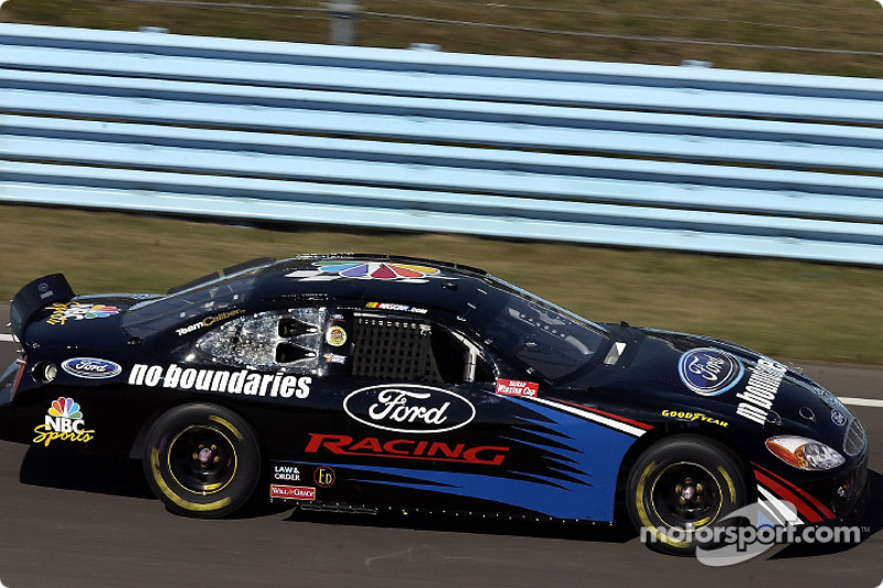 El NBC Sports Ford Taurus