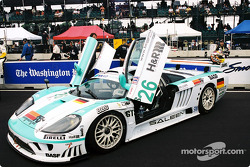 Konrad Motorsports Saleen S7R on the grid